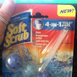 Soft Scrub 4-IN-1 Toilet Care review and giveaway!