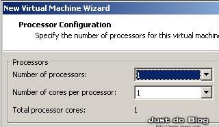 vmware-processor-configuration