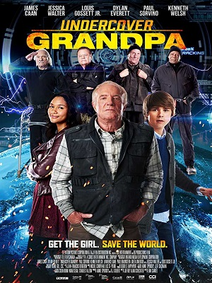Undercover Grandpa (2017) HD 720p DVDRip 450mb