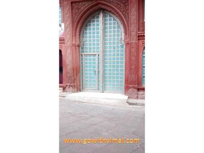 Bikaner Rampuria Haveli Door