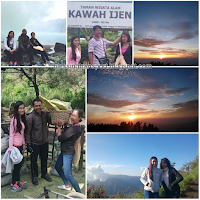 Ariane and Elly from SG, transport for Malang-Bromo-Ijen