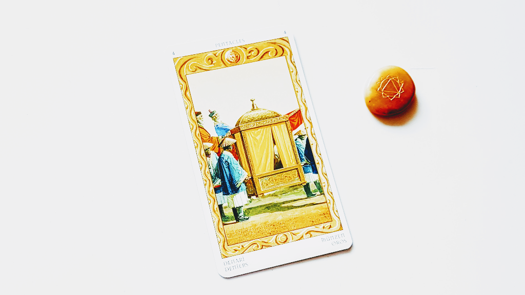 Tarot Reading with Tarot of the Journey to the Orient — Steemkr