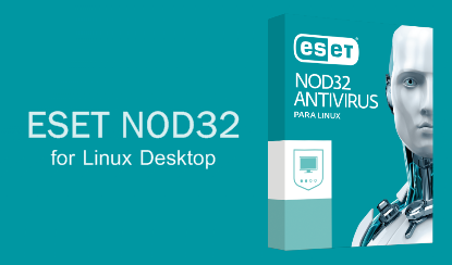 ESET NOD32 Antivirus for Linux Desktop Descargar