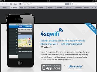 screenshot 4sqwifi