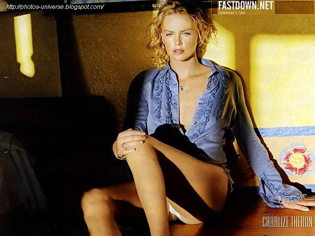 Ipod 5 Car Wallpapers Club 4 Buzz Charlize Theron Wallpapers