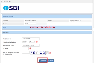 update your new mobile number in your sbi account