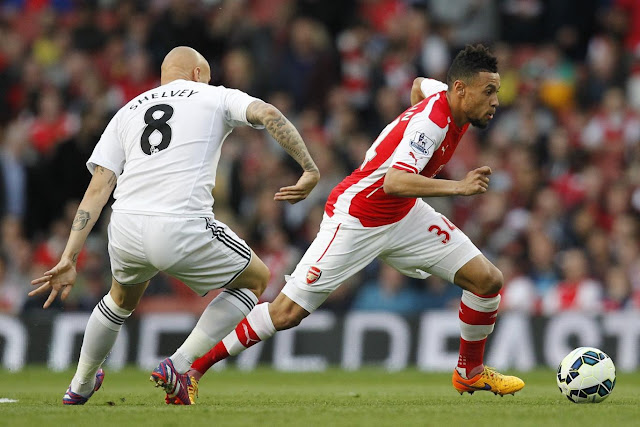 Arsenal vs Swansea City