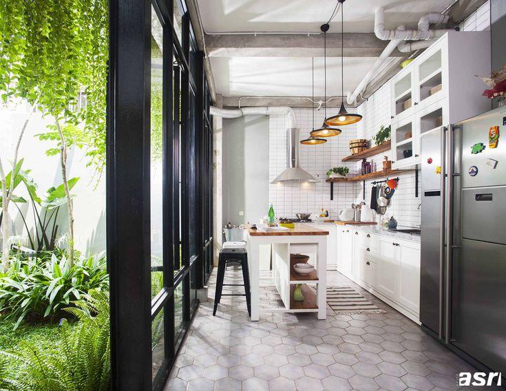 660 Desain Dapur Terbuka Halaman Belakang Gratis