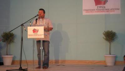 Στέλιος Καστόρης (βουλευτής ΣΥΡΙΖΑ): Εντός της ημέρας θα βρεθεί χώρος για τους πρόσφυγες στον Νομό Πιερίας.