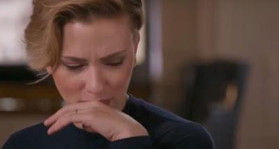 Scarlett Johansson chora ao descobrir história trágica de sua família