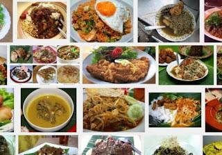 beragam kuliner indonesia