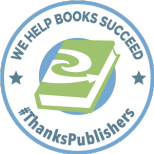 #ThanksPublishers