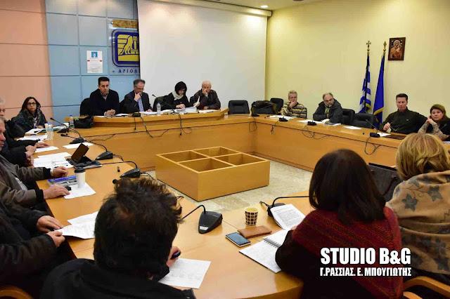 Συνεδριάζει το Δημοτικό Συμβούλιο στο Ναύπλιο με 9 θέματα