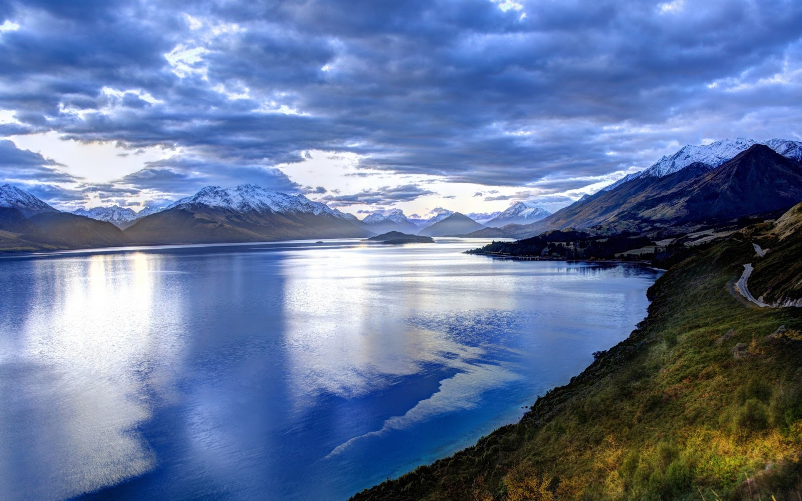 New Zealand Time Wallpaper: Inner Thought: The Most Amazing Landscapes