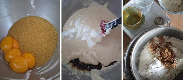 Bizcocho 4 cuartos de pan de jengibre (Siempredulces) - Elaboración Paso 2