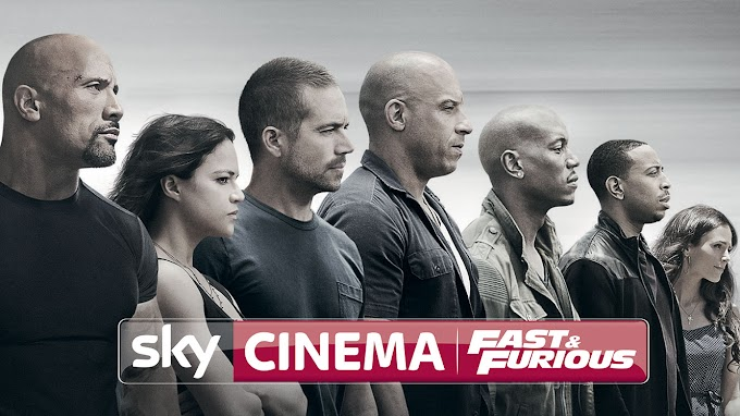Sky Cinema Fast & Furious HD - Astra Frequency