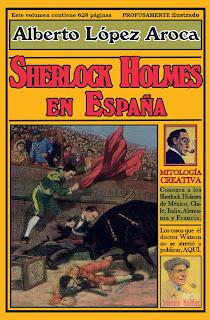 Sherlock Holmes en España, por Alberto López Aroca