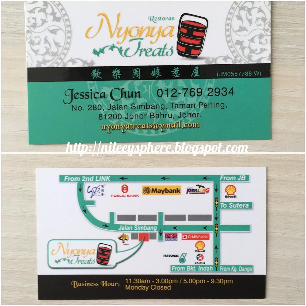 Nileey\'s Sphere: Where to eat near Legoland Malaysia - Part 1