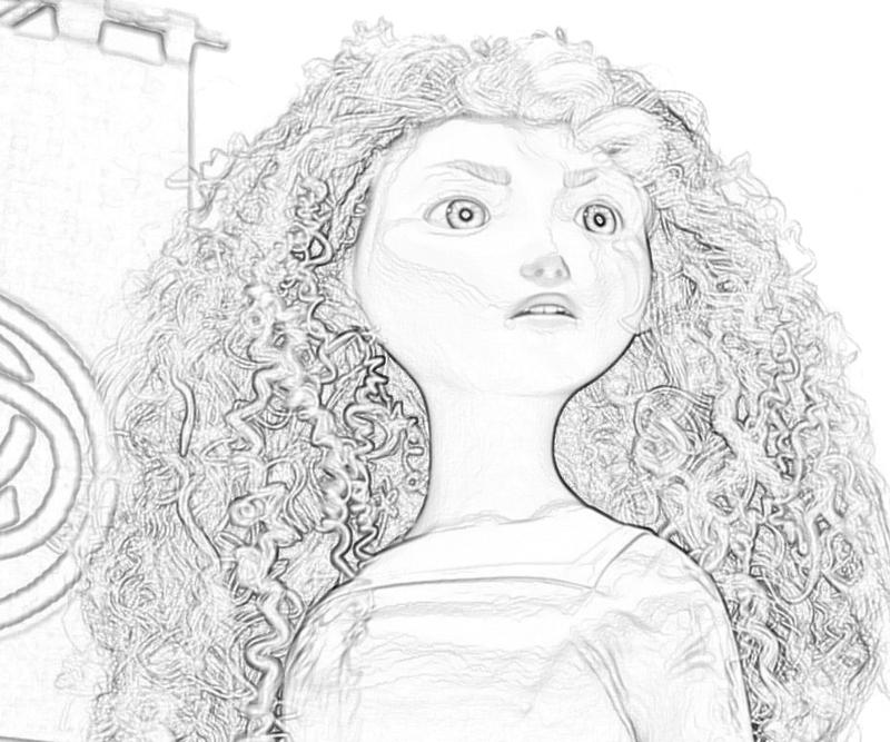 Merida Brave filmprincesses.blogspot.com