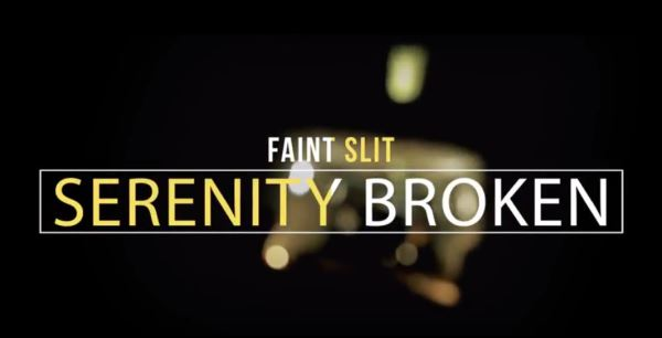"SERENITY BROKEN: Δείτε το νέο τους video για το κομμάτι ""Faint Slit"""