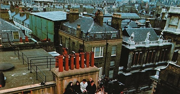 Express O The Beatles Rooftop Concert In 1969