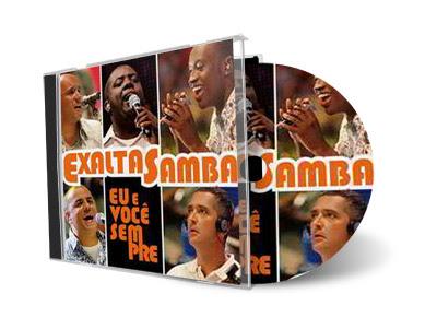cd exaltasamba 2012