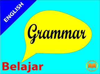 Belajar Grammar