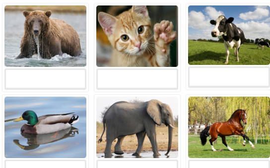 http://learnenglish.britishcouncil.org/en/word-games/animals-matching-game