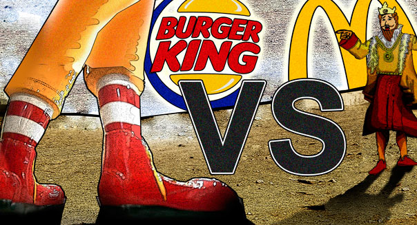 McDonald's recusa oferta do Burger King que passa por crise!