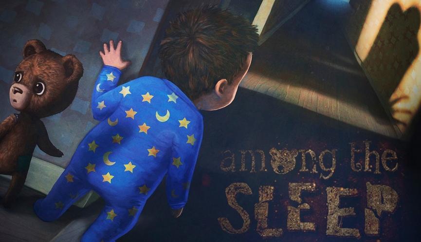 Among the Sleep Žaidimai mergaitėms