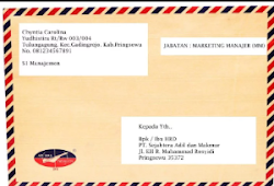 Cara Mengirim Surat Lamaran Kerja Via Pos Info Seputar Kerjaan