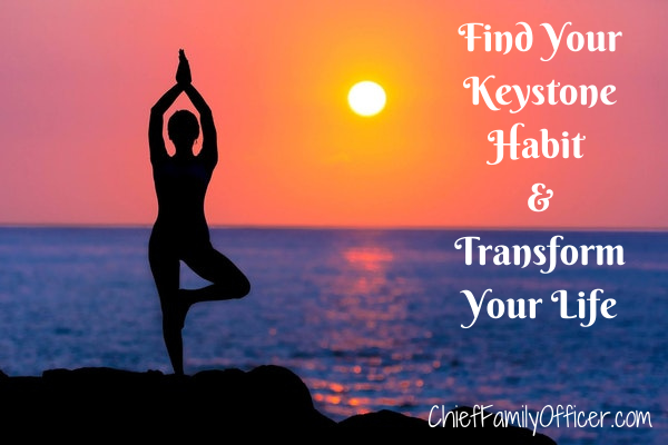 Find Your Keystone Habit & Transform Your Life