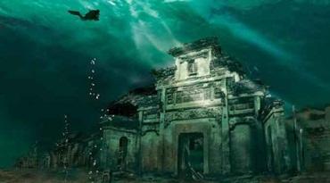 10 Kota Kuno Yang Tenggelam di Dasar Laut