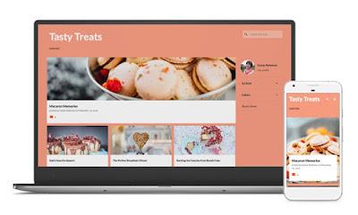 emporio responsive blogger theme