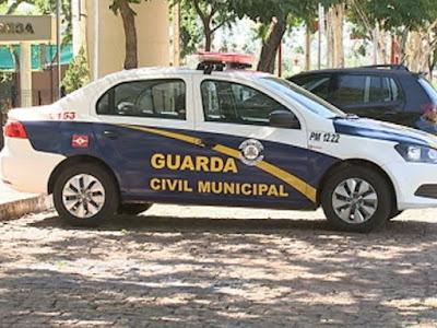 GCM de São José do Rio Preto apreende dois adolescentes suspeitos de roubo