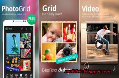 Download  Aplikasi Android untuk Menggabungkan Foto jadi Satu