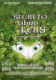 Quiero Cine: ANIMADOS El secreto del Libro de Kells