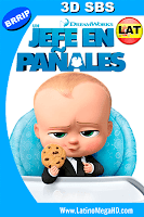 Un Jefe en Pañales (2017) Latino Full 3D SBS 1080P - 2017