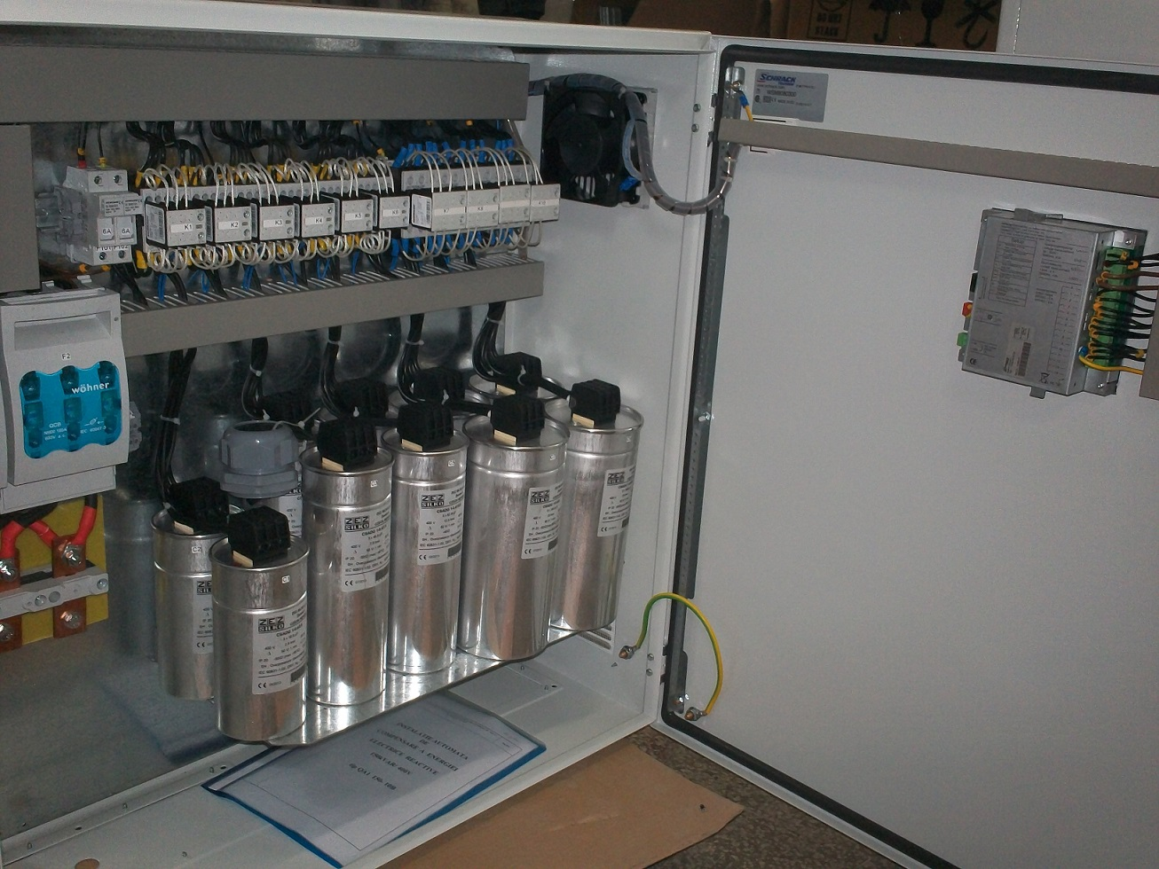 luka canji blog  how works power factor correction