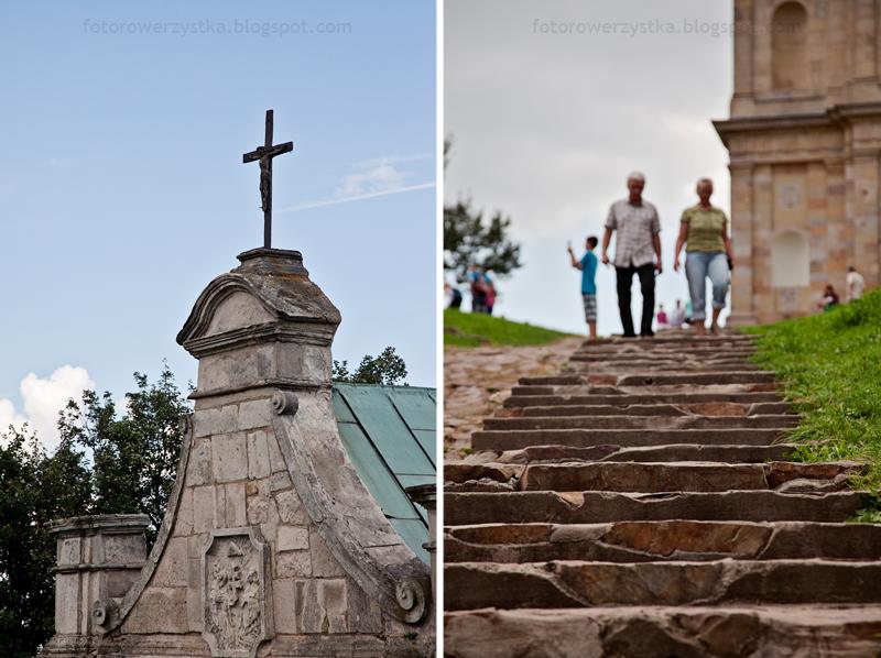 Święty Krzyż,świętokrzyskie,Świętokrzyski Park Narodowy,sanktuarium