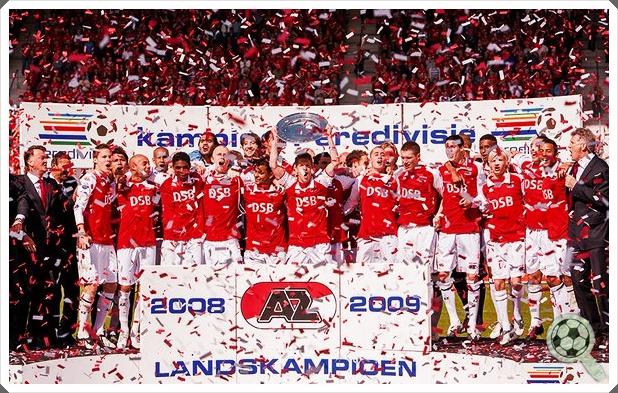 AZ Alkmaar 2008-09