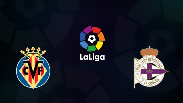 Villarreal vs Deportivo La Coruna Full Match & Highlights 07 January 2018