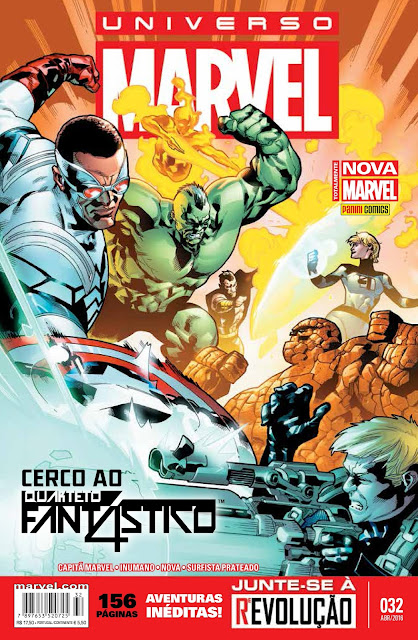 Checklist Marvel/Panini (Julho/2019 - pág.08) - Página 3 Universo%2BMarvel%2B32
