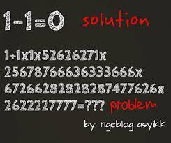 Cara Mudah dan Sederhana Dalam Memecahkan Sebuah Masalah