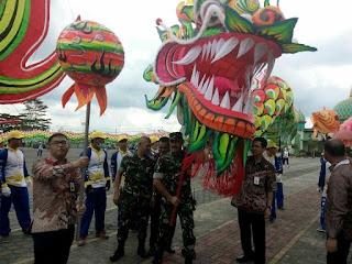 Bangga Kepada TNI, Etnis Tionghoa Apresiasi Melalui Perayaan Imlek