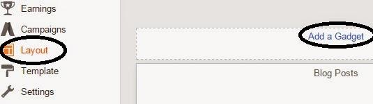 Add Random Posts Widget In Blogger