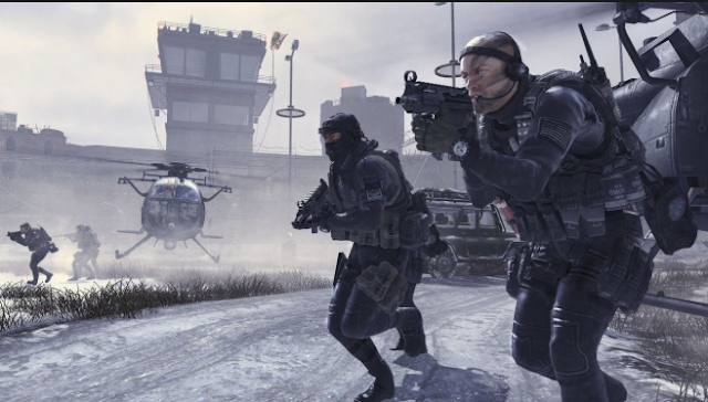 Call of duty modern warfare 2 full version free download for Pc