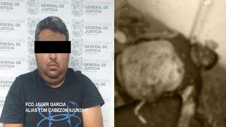"""FOTOS: ASÍ QUEDO """"TOM CABEZÓN"""" LÍDER ZETA TRAS SER EJECUTADO SALVAJEMENTE EN EL PENAL DE NUEVO LAREDO POR EL CDN"""
