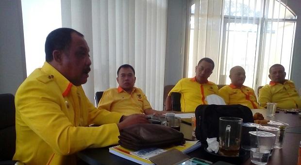 Rapimwil Partai Berkarya Jawa Barat Diundur