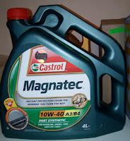 CASTROL MAGNATEC UK